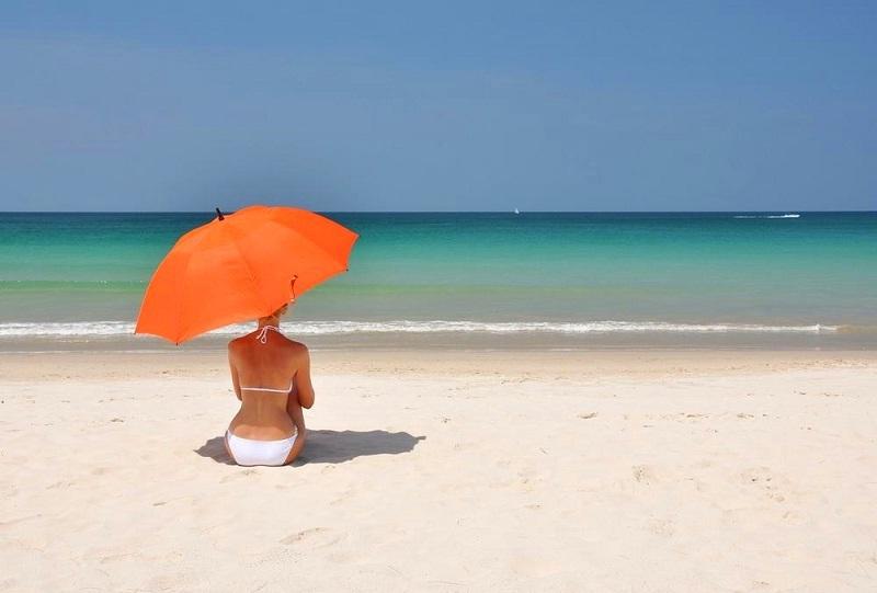 5 советов, чтобы избежать солнечных ожогов на пляже