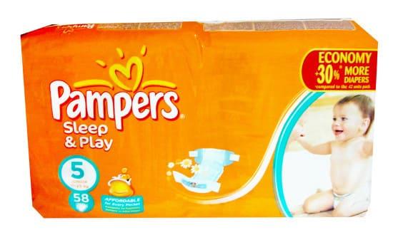 Подгузники Pampers эконом класса. (Обзор)