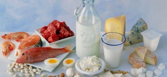 Белковая диета для похудения. Меню белково-углеводной и белково-овощной диет.
