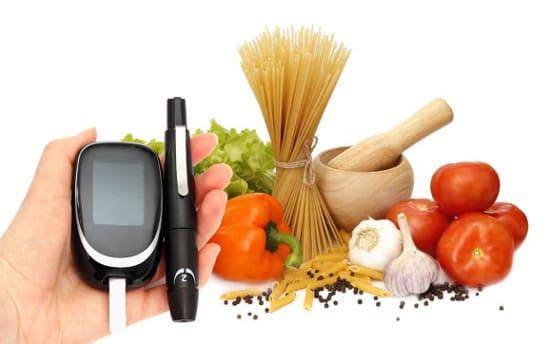 Диета при сахарном диабете 1 и 2 типа