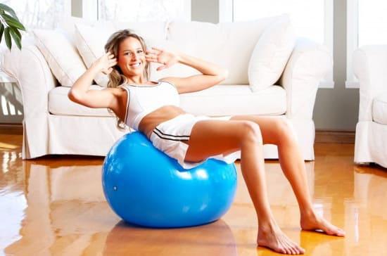 Домашний спортзал - залог отличной формы