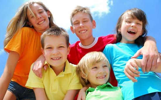Есть ли друзья у вашего ребенка?