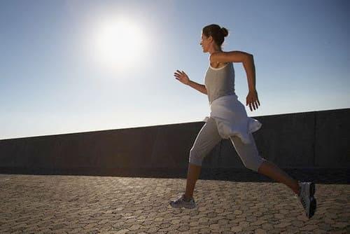 Фитнес на воле: беги, плавай, прыгай!