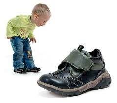Как подобрать для ребенка хорошую обувь?
