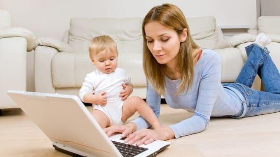 Как похудеть после родов? Онлайн-диета - новый тренд в похудении.