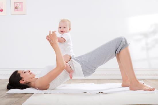 Как восстановиться после родов?