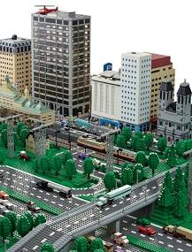 Большая книга инструкций LEGO