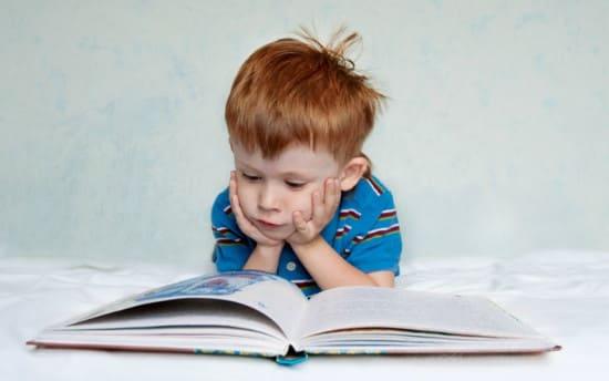 Книги для детей 5 лет.