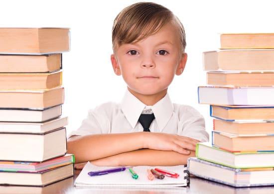 Книги для детей 7 лет. Список книг на лето: 1 класс.
