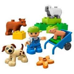 Конструктор Лего для самых маленьких