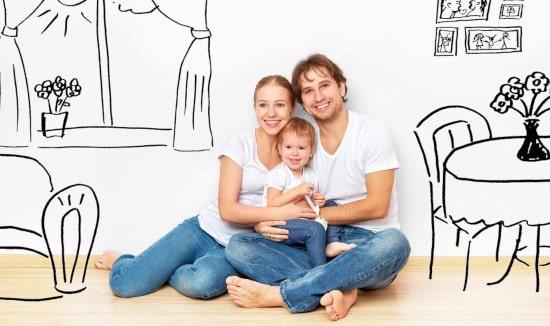 Как получить ипотеку под 6 годовых при рождении второго ребенка
