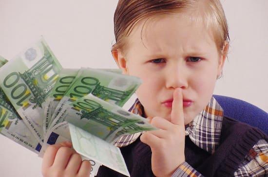Маленький воришка, или Как объяснить безнравственные поступки ребенка?