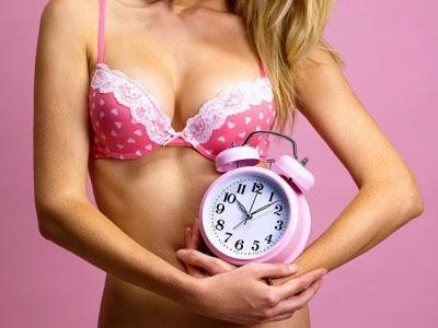 Нарушение менструального цикла.