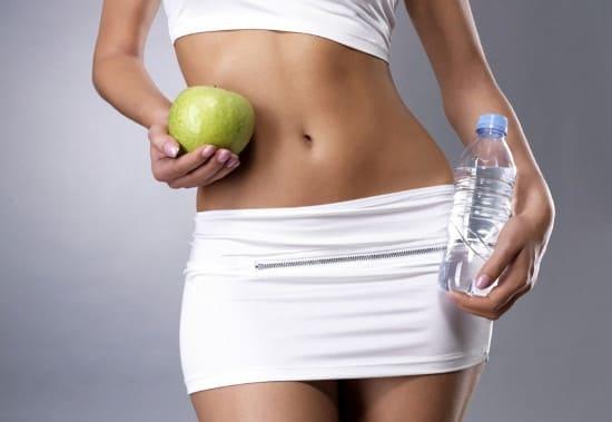 Очищение организма как один из способов похудения
