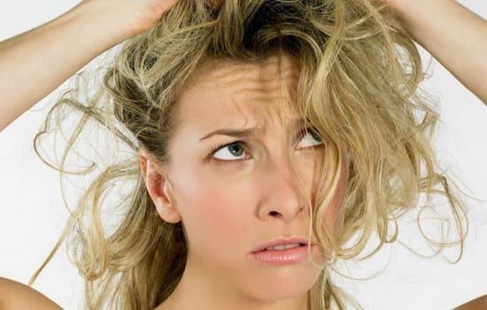 Почему волосы болеют?