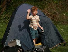В поход с детьми или зачем брать детей в поход?