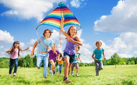 Правила активного отдыха с детьми