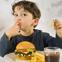 Причины детского гастрита