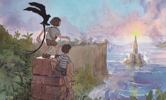 Приключение (отзыв о книге)