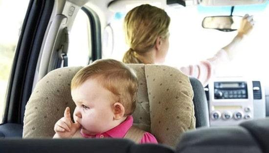 Путешествуем с малышом: собираем чемоданы