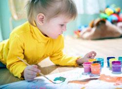 Раскрашивание для детей: учеба или самовыражение?