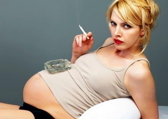 Курение и СВДС