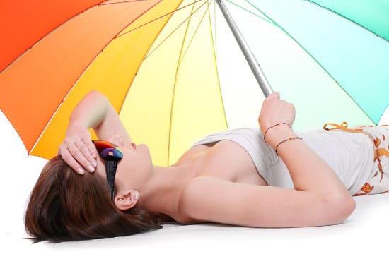 Солнечный удар: симптомы и лечение.