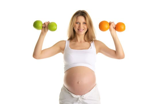 Спортивное питание для будущих мам