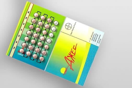 Противозачаточные таблетки Джес: инструкция, состав, цена.