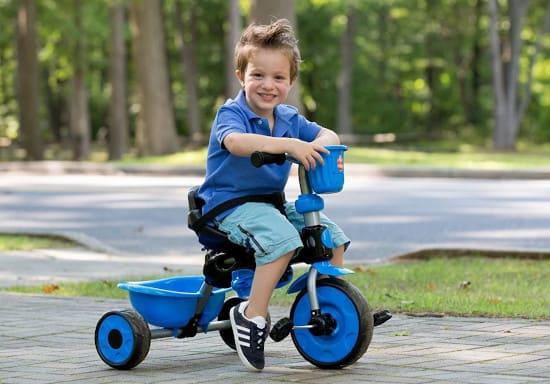 Велосипедное детство