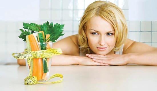 Весенняя диета: и настроение, и польза.