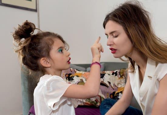 Молодая мама не должна забывать о своем внешнем виде