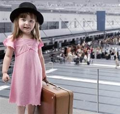 Новый год за границей с маленьким ребенком