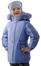 Зимняя одежда для девочек – модные тенденции