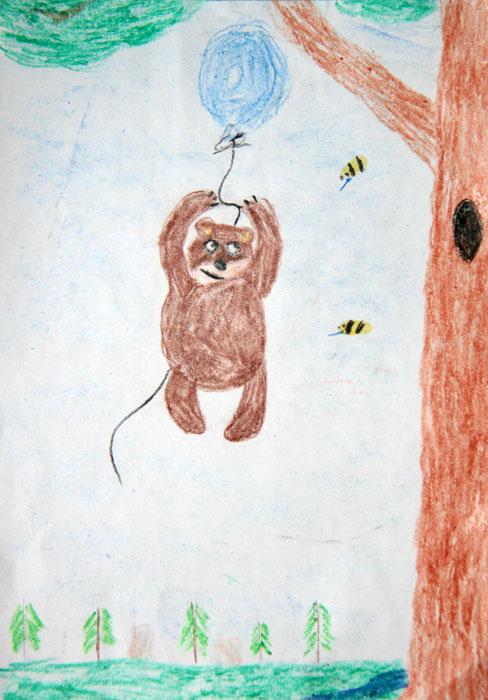 Конкурс «Дети рисуют книги»
