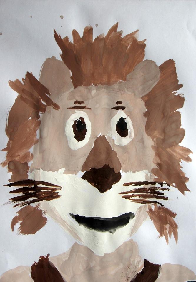 Конкурс рисунков «Приключения льва Макса»